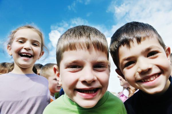 Boise Riverview Dental kids happy smiles