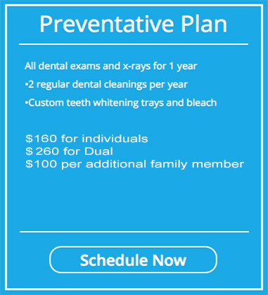 Boise Riverview Dental -Preventative-Plan Button